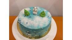 Торт Новогодний 2