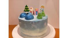 Торт Новогодний 3