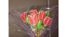 Букет Цветов Тюльпаны 2