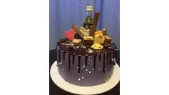 Торт Мужской 3