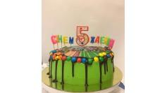 Торт 9