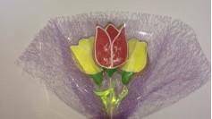 Тюльпан без листа