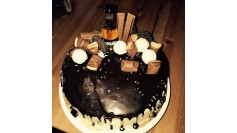 Торт мужской 1