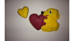 Собачка с сердцем 1